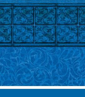 Granada Brilliant Barbados pool liner image